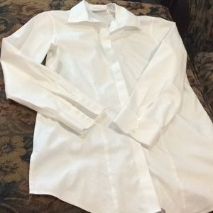 Chico's long blouse